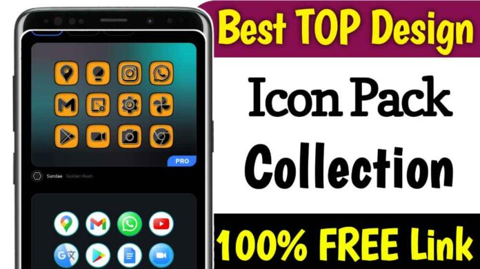 Best android icon pack